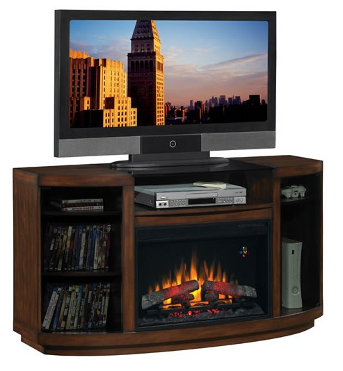Мультимедийные электрокамины (для TV)