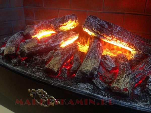 3D Firestar 33 Дрова